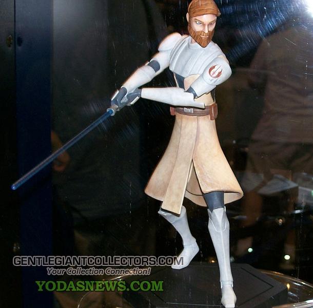 Obi-Wan Kenobi Clone War 3D 144