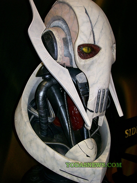 The General Grievous Life-Size Bust 318