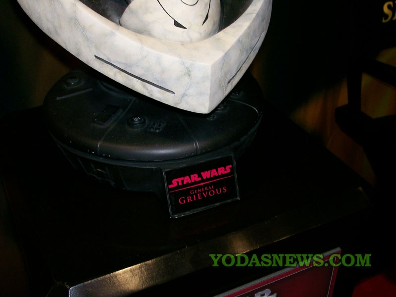 The General Grievous Life-Size Bust 320