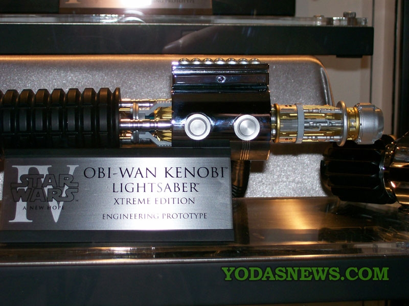 Obi-wan KENOBI lightsaber ANH by Efx ( reveal ) 026