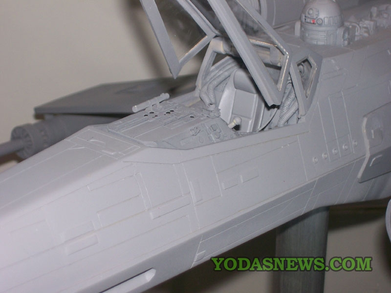 Efx -  luke skywalker red 5 X-wing 033